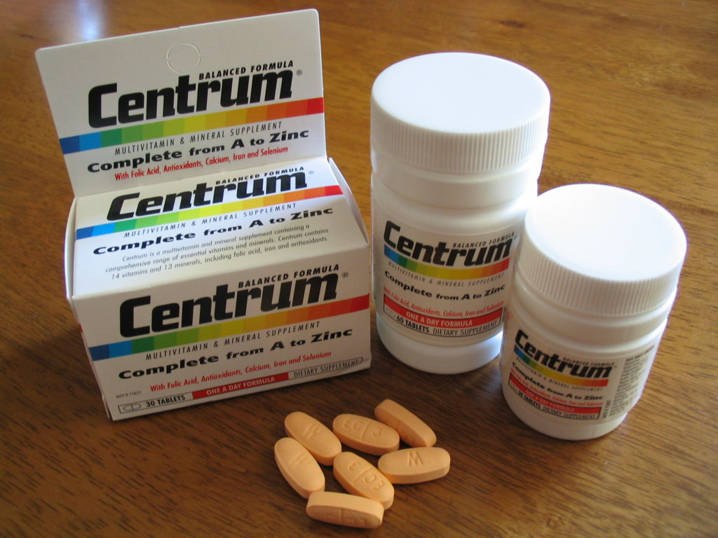 centrum vitaminico